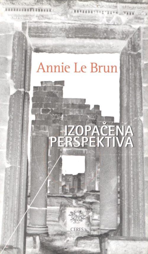 Le Brun, Izopačena perspektiva