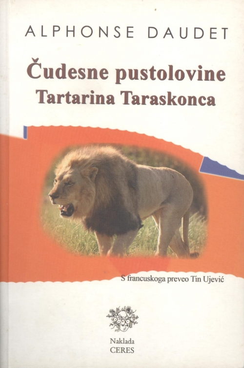 Daudet, Tartarinova trilogija